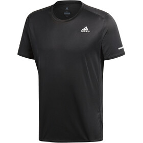 adidas Run Kurzarm T-Shirt Herren black